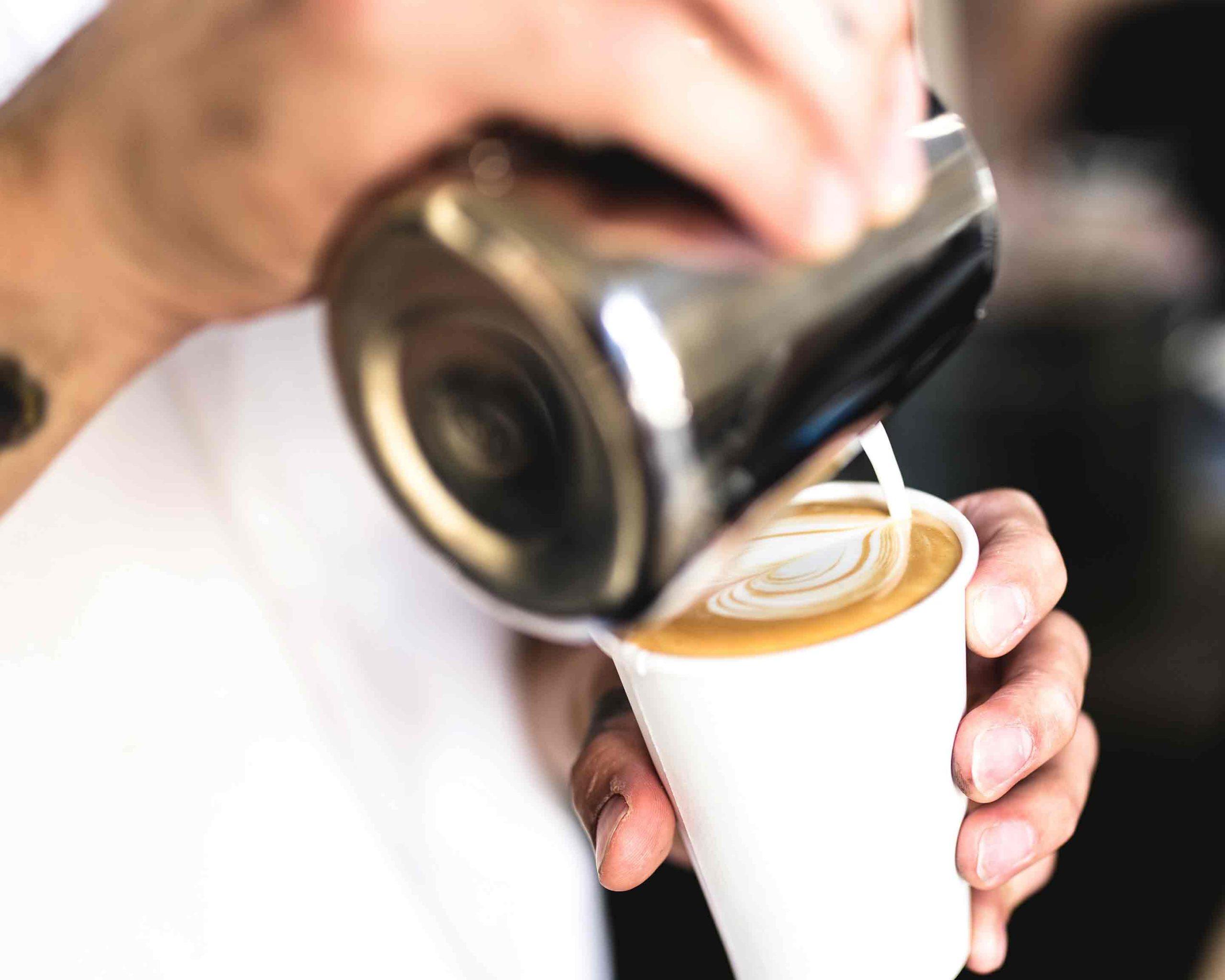 Cafenea Victoriei sector 1 - Lapte si cafea