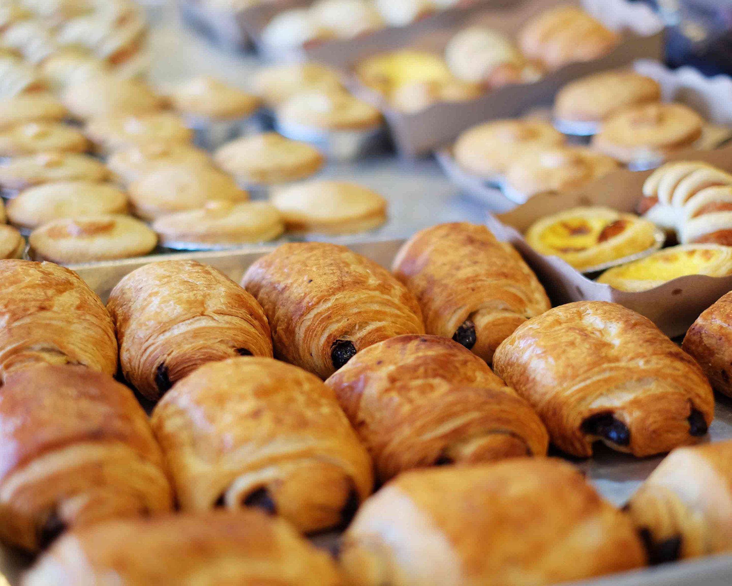 Cafenea Victoriei sector 1 - Produse de patiserie
