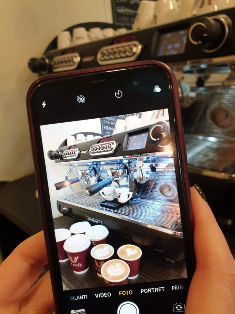 Cafenea Victoriei sector 1 - U Cafe - Coffee to stay, coffee to go oferta 3 + 1