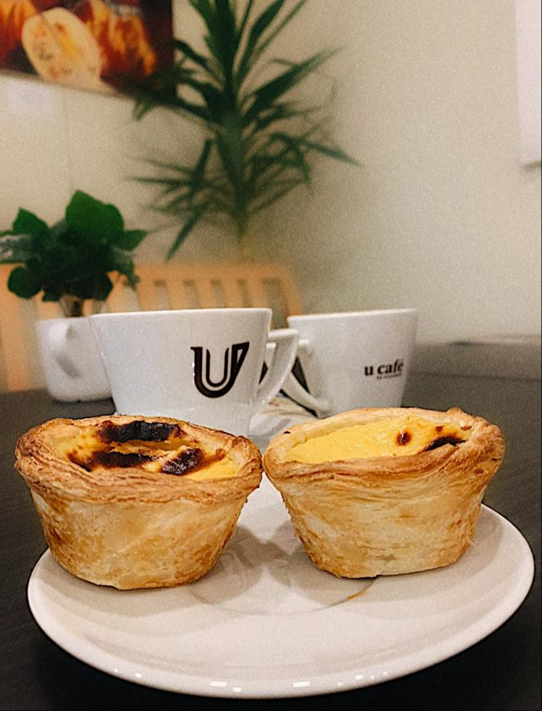 Cafenea Victoriei sector 1 - U Cafe - Coffee to stay, coffee to go, specialitate pasteis de nata
